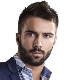 new mens haircuts stylish men s hairstyle with beard 2016 hairzstyle com