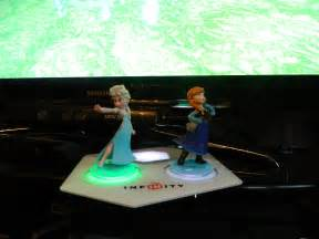Disney Infinity Frozen World Disney Infinity The And Figures Available