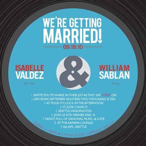 vinyl cd wedding invitations wedding invitations vinyl record at minted