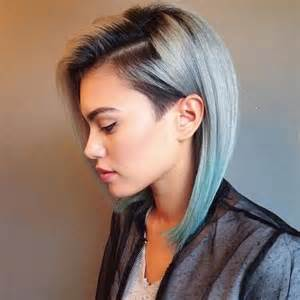 a line haircut ombre color 21 inspiring medium bob hairstyles for 2016 mob haircuts