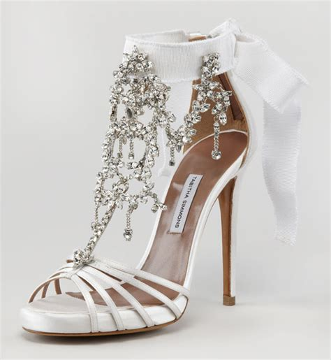 Beautiful Wedding Shoes For by Beautiful Luxury Bridal Shoes 2014 Weddings
