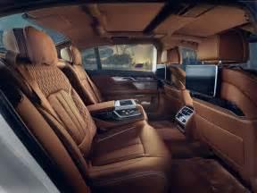 wallpaper bmw 750li xdrive solitaire luxury car interior