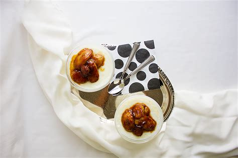 rice pudding in a duvet a journey home with snacks books rice pudding with caramelized banana munaty cooking