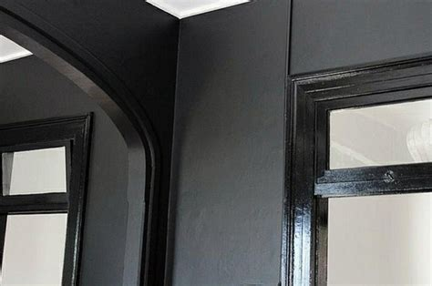 matte black walls paint inspiration matte black valspar mr steam the