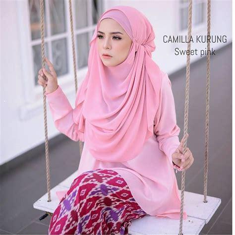baju kurung moden yang loose baju kurung moden camilla saeeda collections