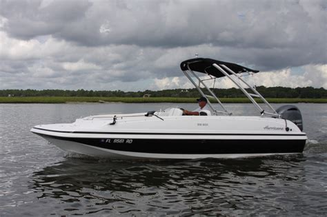 hurricane deck boat wakeboard tower amelia boat club and rentals on amelia island view the boats