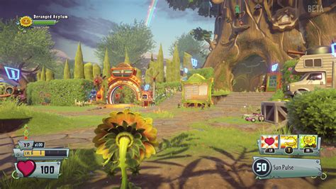 plants vs zombies backyard in game multiplayer screenshots showcase the beautiful and