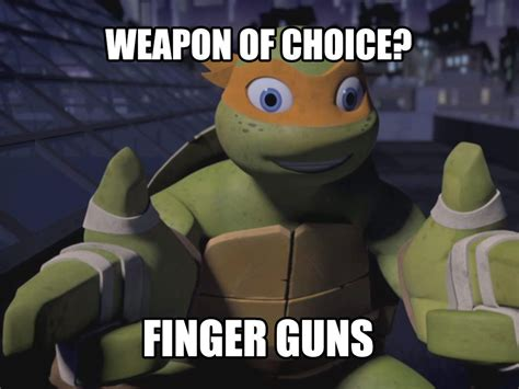 Teenage Mutant Ninja Turtles Meme - tmnt mikey memes
