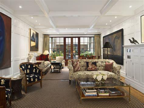 elegant manhattan townhouse  indoor swimming pool idesignarch interior design