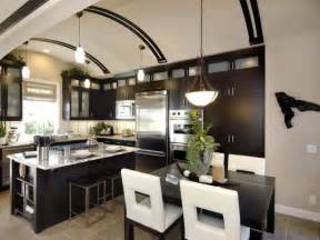 kitchen ideas design styles and layout options photos two toned cabinets pictures tips amp
