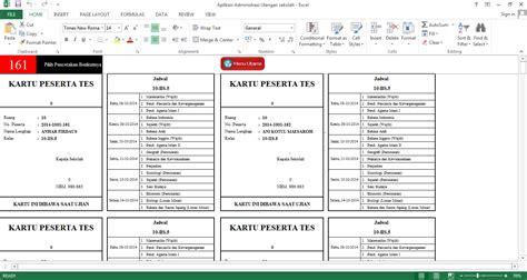 aplikasi untuk membuat jadwal kegiatan download aplikasi administrasi ujian sekolah sd smp sma