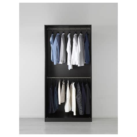 wardrobe planner ikea pax wardrobe black brown tanem white 100x60x201 cm ikea