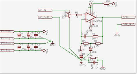 Apply To Property Brothers by Gainclone Power Amplifier Lm3886