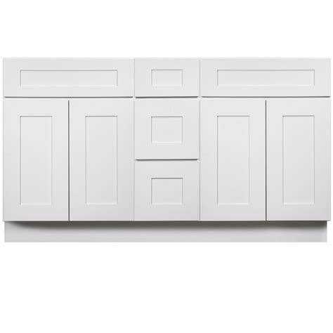 sideboard bathroom vanity 60 inch bathroom vanity double sink cabinet in shaker