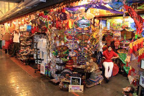 Deepavali Decorations Home Central Market And Kasturi Walk In Kuala Lumpur