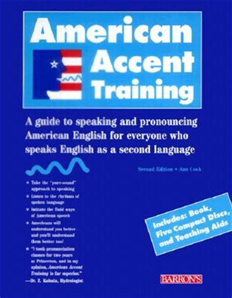 the american way a esl guide to language culture in the u s w audio cd mp3 as a second language series american accent a guide to speaking and