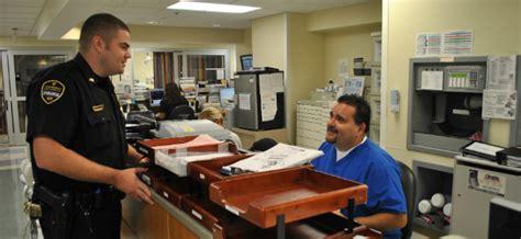 Vanderbilt Help Desk by Center Precinct About Department