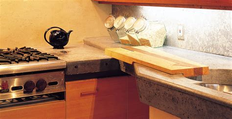 Concrete Countertops Fu Tung Cheng by Berkley Custom Concrete Kitchen Cheng Concrete Exchange