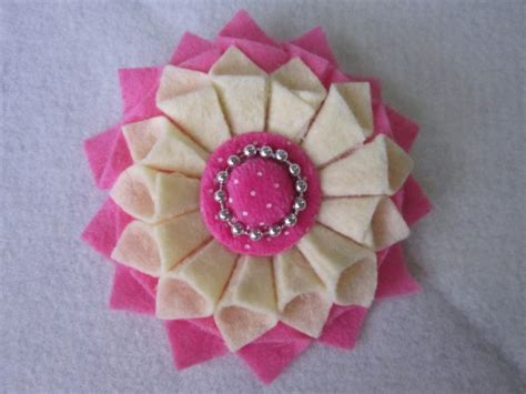 bros bentuk bunga indah dari kain flanel murah pusat kerajinan bali jogja batok kelapa