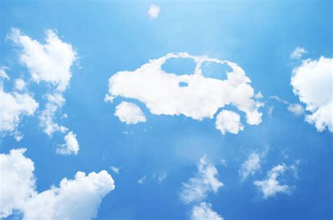 Wolken Auto by Toyota Intel Ericsson Team To Get Cars Talking To The