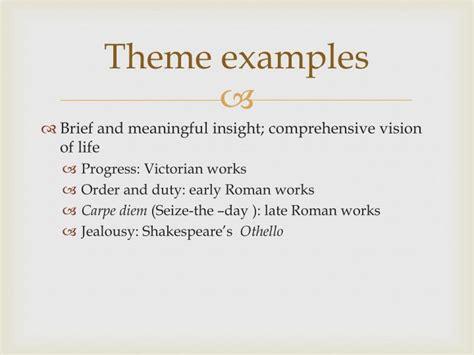 recurring themes in julius caesar ppt julius caesar powerpoint presentation id 2481783