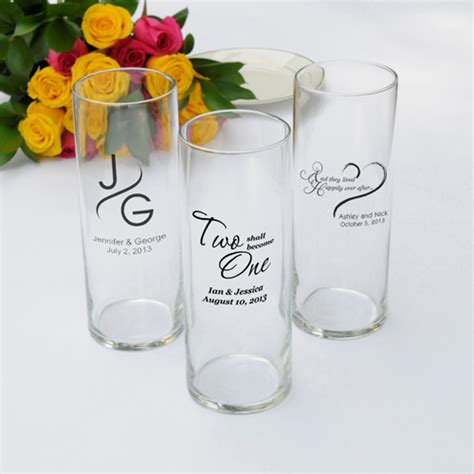 Wedding Reception Vases by Large Reception Vases