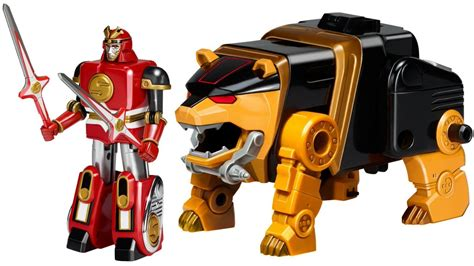 Legacy Megazord 2 New Legacy Megazord Images Coming In