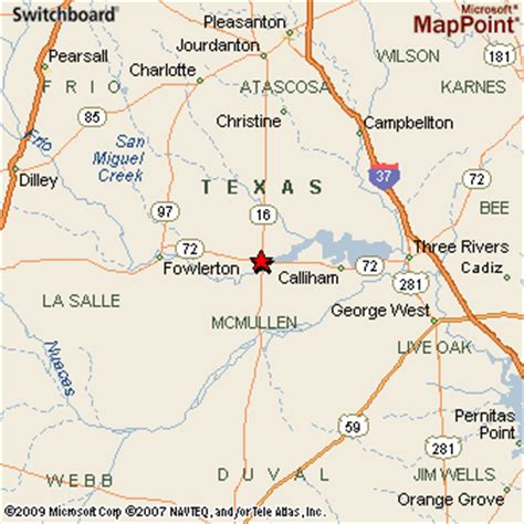 tilden texas map tilden texas