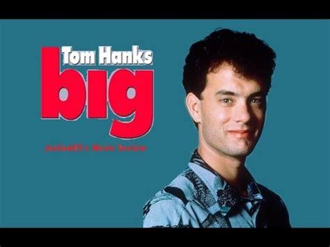 Big 1988 Full Movie Big 1988 Joseph A Sobora S Movie Review Youtube