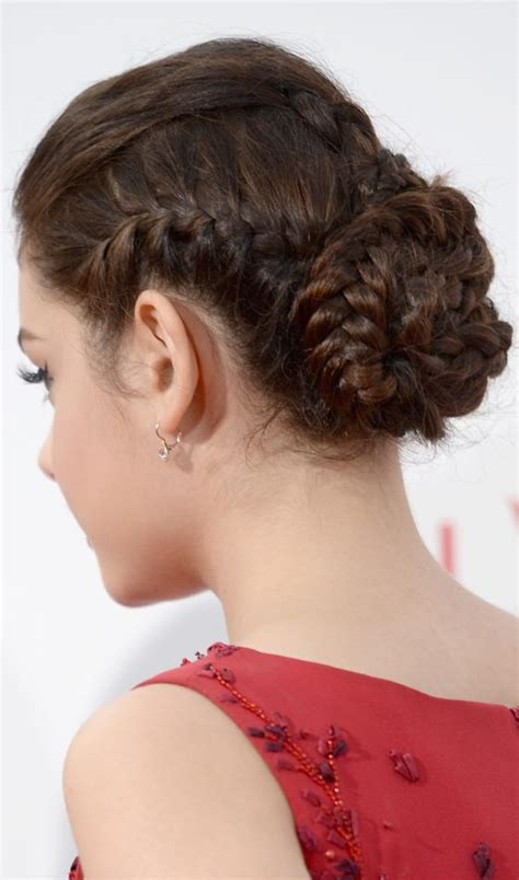 braided styles for corporate office bun hairstyles for office hair