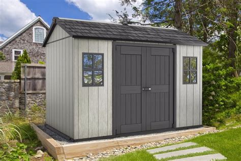 keter sheds oakland 1175sd shed keter