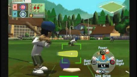 backyard sports baseball 2007 backyard baseball 2007 game ps2 playstation