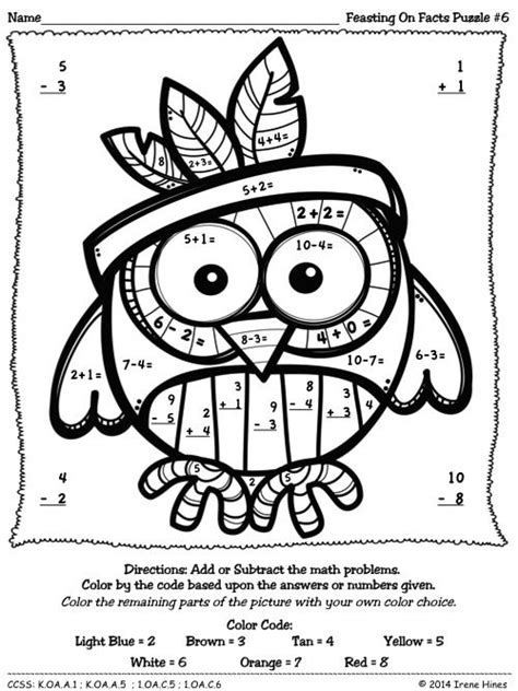 november themed coloring pages feasting on facts thanksgiving color by the number code