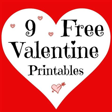 free valentines day ideas 9 free printables hometalk