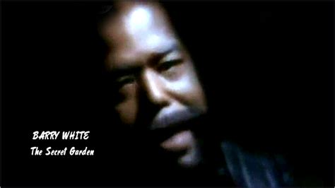 Secret Garden Barry White by Quincy Jones Barry White Ingram Al B Sure El