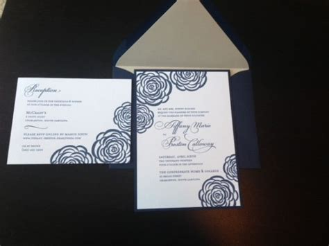 tie ribbon around wedding invitation i just got my invitations in anyone use bakers twine or