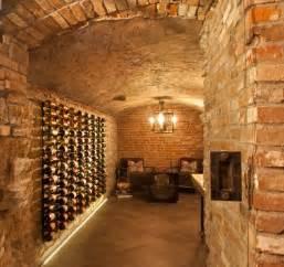 Narrow Basement Ideas wine cellar rustic wine cellar minneapolis by