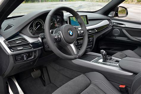 Bmw X5 Interior by 2014 Bmw X5 M50d Announced European Car View All Page