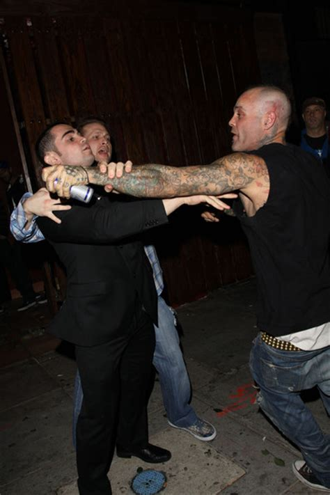 bouncer beats up guy in bathroom shifty shellshock photos photos shifty shellshock at