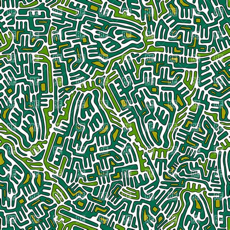 pattern download com abstract seamless green labyrinth ethnic pattern 28252