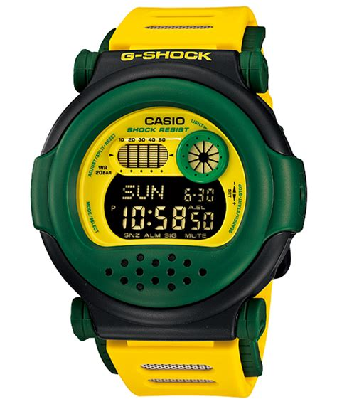 Casio G Shock G 001rf 9jf