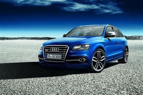 audi sq tdi exclusive concept car review  top speed