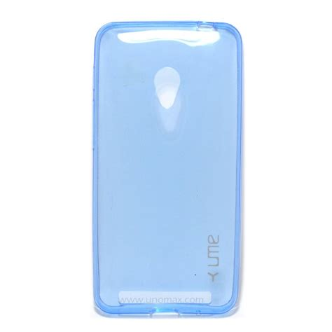 Softcase Silicon Ultra Thin Asus Zenfone 4 T1910 jual ume ultra fit air silicon soft asus zenfone 4s blue indonesia original harga murah