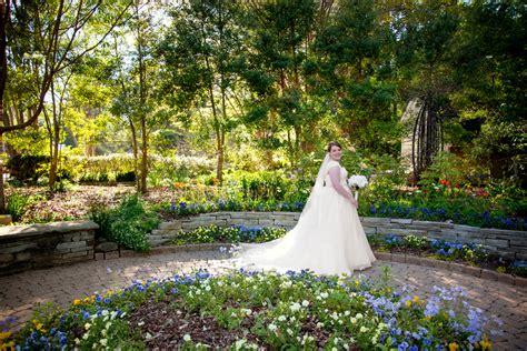 Botanical Gardens Birmingham Al Weddings Pamella Vann Photography Suzanne S Bridal Portraits Birmingham Botanical Gardens