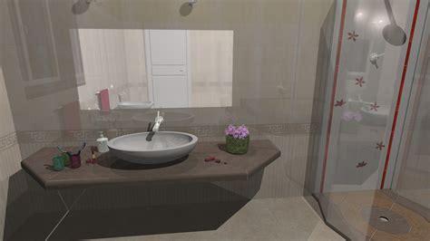 specchio bagno incassato cucina in finta muratura fai da te