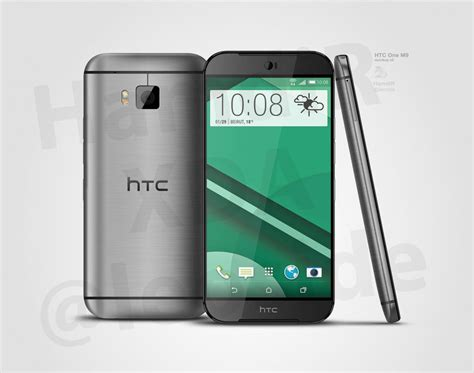 Htc One M9 htc one m9 htc hima rendered by hamdir inspired by
