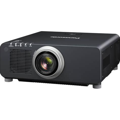 Proyektor Panasonic panasonic 1 chip 8 500 lumens dlp projector pt dz870uk b h photo