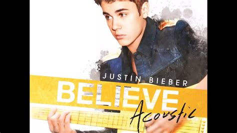justin bieber albums myegy justin bieber beauty and a beat acoustic youtube