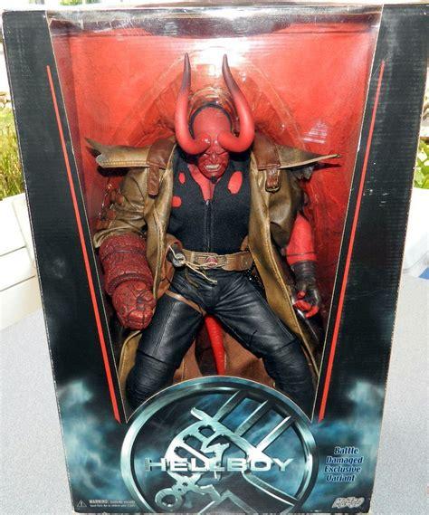 Hellboy 18 Inch Mezco 18 inch hellboy horns figure series