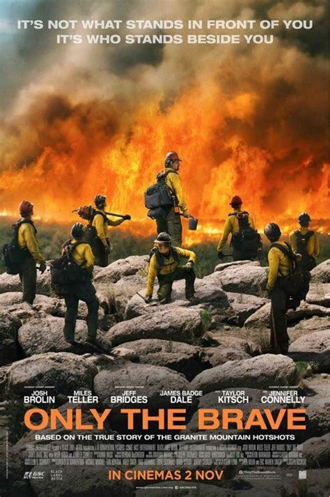only the brave film trailer only the brave 2017 malaysia showtimes movie tickets